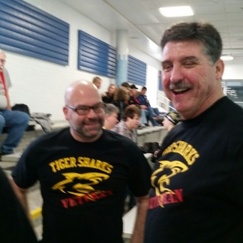 George Roach and Matt Lohsl