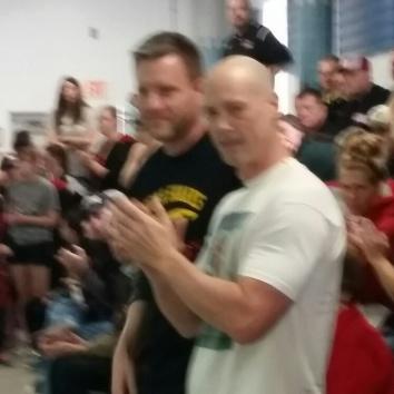 Mark Ullom and Chris Clay