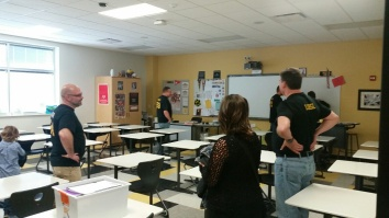 Tour of Lebanon High School