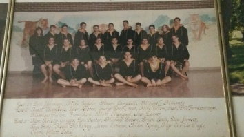 1994 Tiger Sharks - still the only conference winners in LHS history