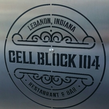 Lunch at Cell Block 104